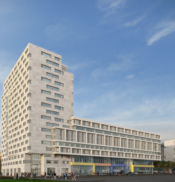 Plaza Square Apartments: Chestnut Square Expands Retail