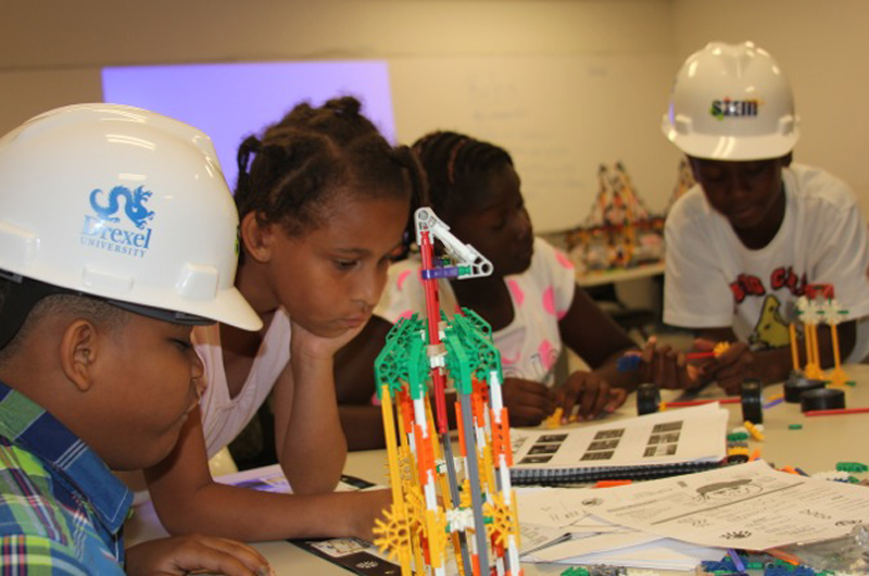 Local students attend PECO-Drexel STEM Camp