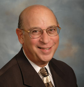 Image of Drexel's Dr. Bruce Eisenstein, interim dean of the College of Engineering