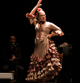 Pastora Galvan is acclaimed worldwide as an extraordinary traditional flamenco dancer