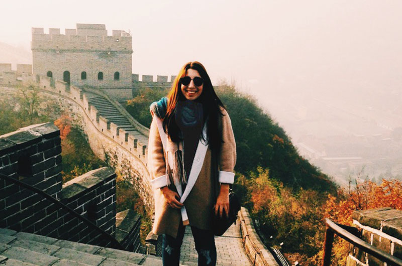Mollie Snyder Great Wall of China