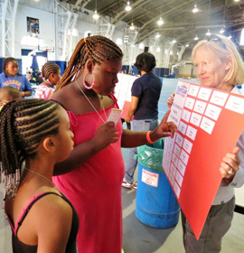 The Mantua in Action summer program brings together students for enrichment opportunities