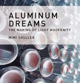 Sheller's new book follows the cultural history of aluminum around the world
