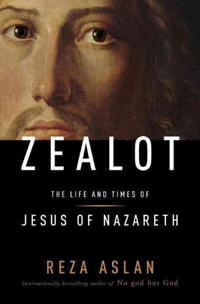 "Aslan will discuss his number one New York Times bestseller ""Zealot"" at Drexel"