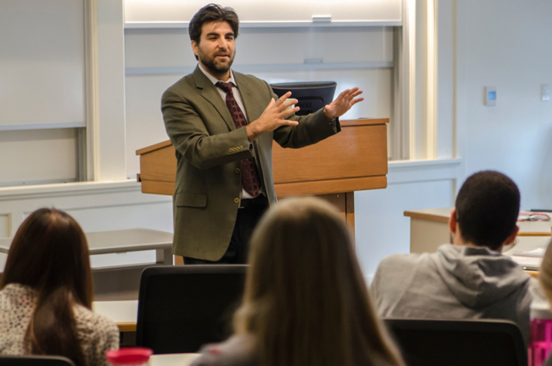 Daniel Korschun, assistant professor at Drexel's LeBow College of Business