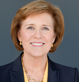 Photo of Sandra Kirschenmann, Executive Director of the Sacramento Center for Graduate Studies