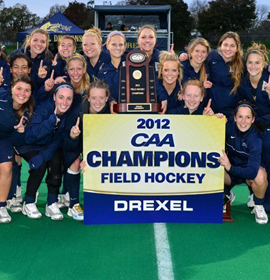 2012 CAA Field Hockey Champions