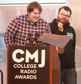 CMJ Awards Cooley OBrien