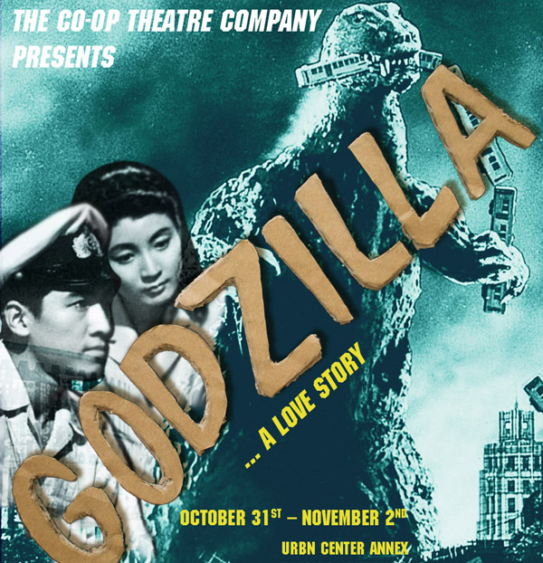 The Drexel Co-op Theatre Company will perform its version of Yasuhiko Ohashi's <i>Godzilla</i>