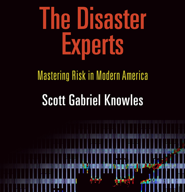 Disaster Experts book