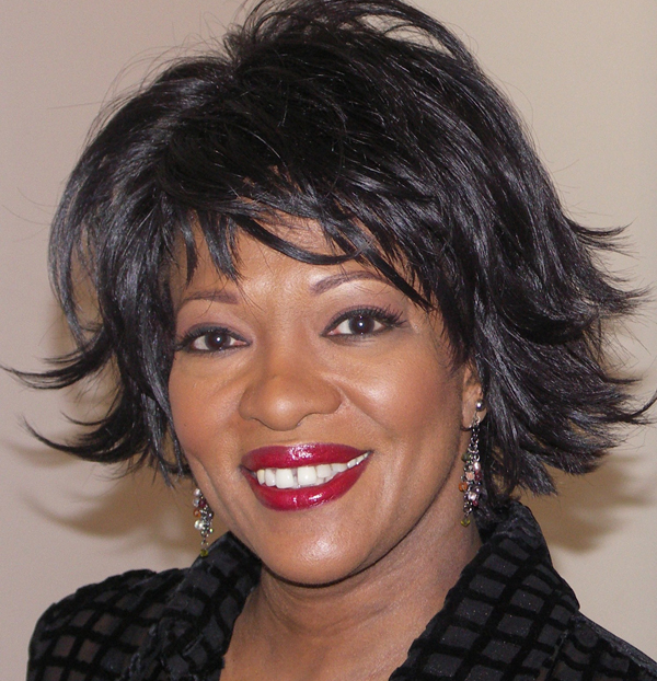 Rita Dove. Photo credit: Fred Viebahn.
