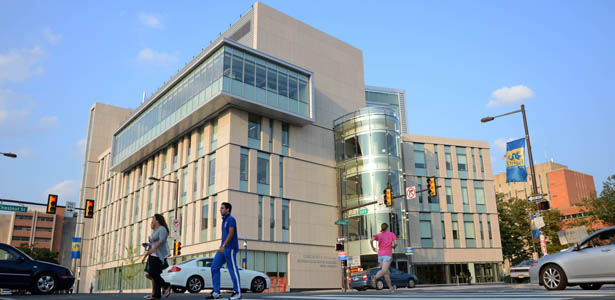 Drexel receives first leed certification for papadakis for Certified building designer
