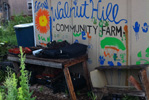 Walnut Hill Community Farm -shed