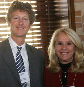 Property Management Advisory Board members James S. Korman and Pamela Bennett