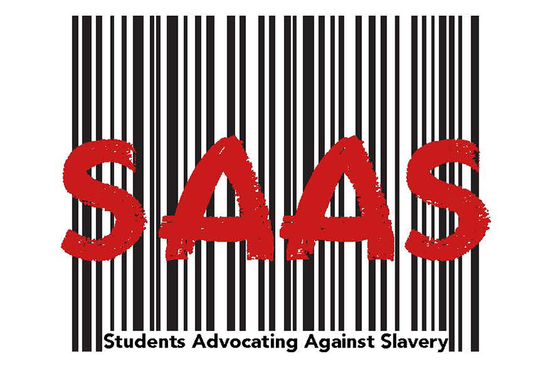 Students Advocating Against Slavery