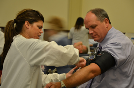 CAA Blood Drive Challenge 2011