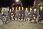 Groundbreaking for Chestnut Square