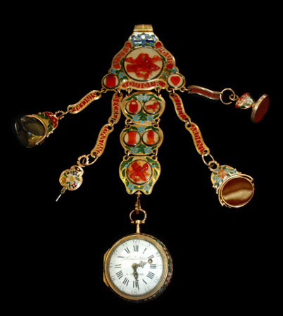 chatelaine watch