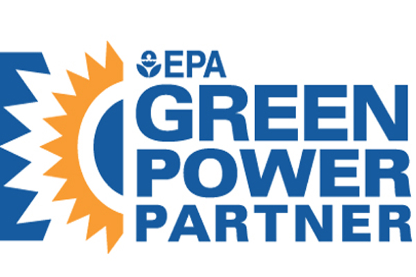 Drexel Named a 2013 Green Power Champion