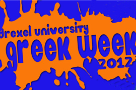 Greek Week logo
