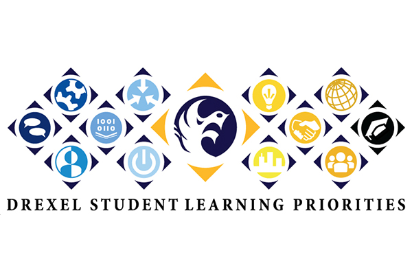 Drexel Student Learning Priorities logo