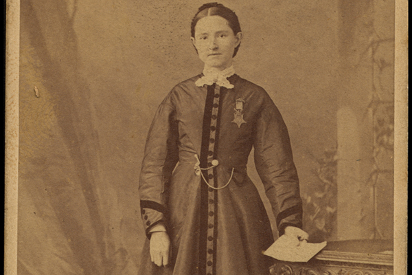 mary edwards walker Mary edwards walker deserves much more attention from history.