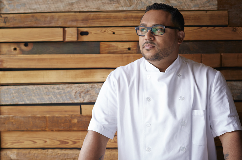 Kevin Sbraga is chef chair of the 2015 Philly Chef Conference.