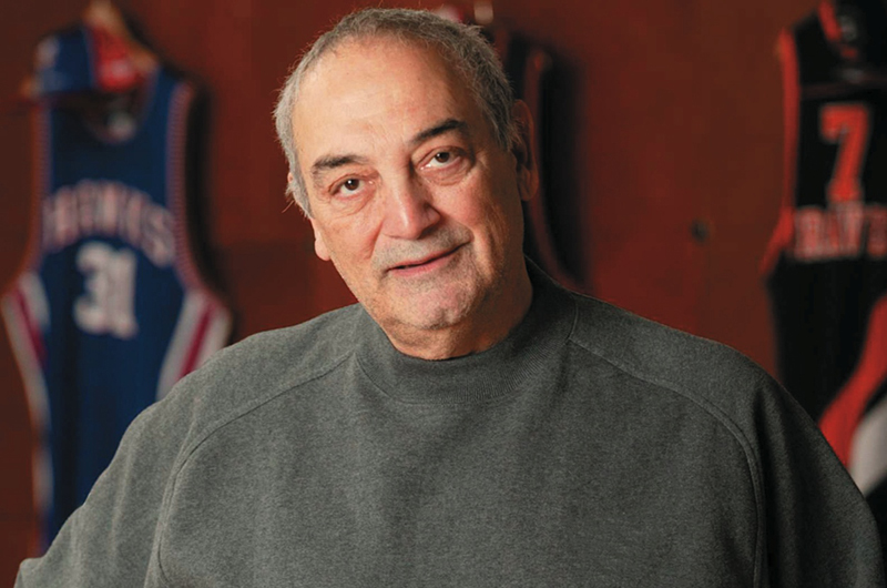 Sonny Vaccaro is a former marketing executive and college athlete advocate