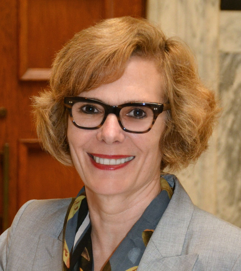 Nancy Songer, PhD, is the dean of Drexel's School of Education