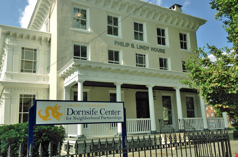 The new Community Lawyering Clinic is located in Drexel's Dana and David Dornsife Center for Neighborhood Partnerships.