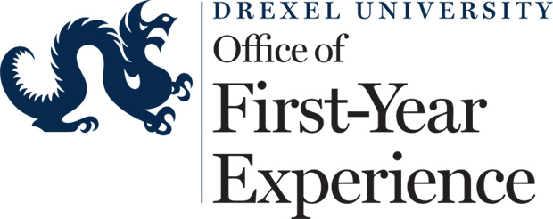 Logo for Drexel's Office of First-Year Experience.