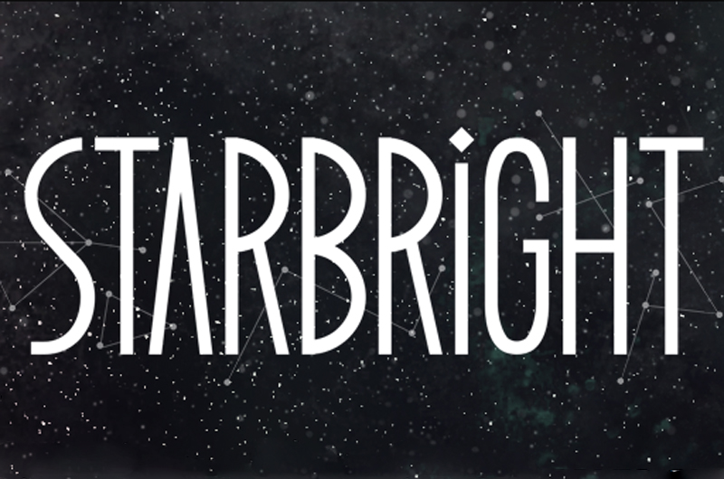 Starbright logo. Courtesy of Lunar Rabbit.