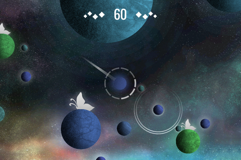 Starbright gameplay. Courtesy of Lunar Rabbit.