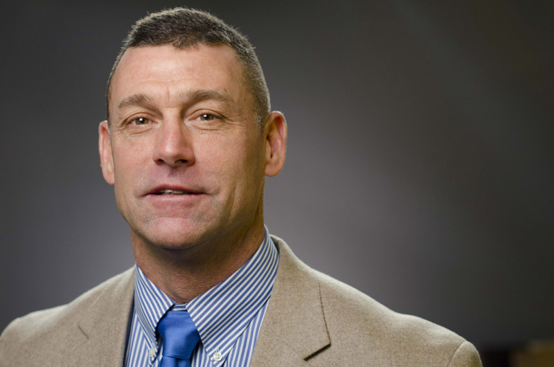 Norman Balchunas, retired Air Force colonel and director of cybersecurity programs at Drexel's Cybersecurity Institute