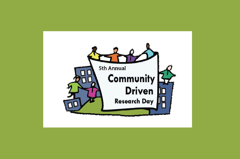 Drexel participated in the 5th Annual Community Driven Research Day