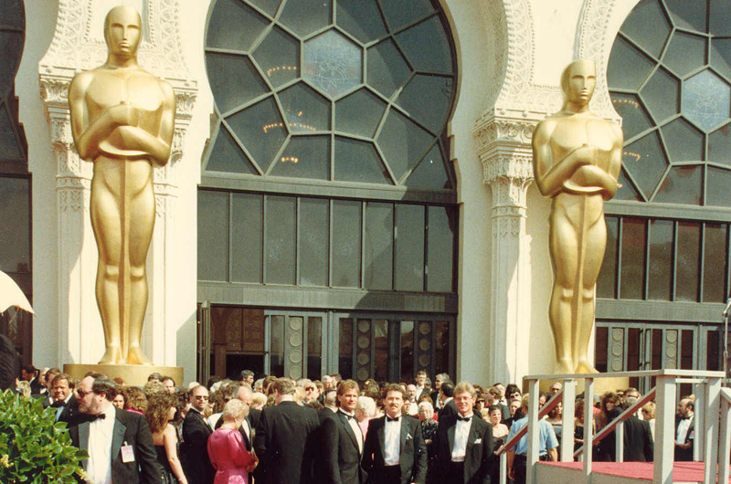 The Oscars. Photo by Alan Light.