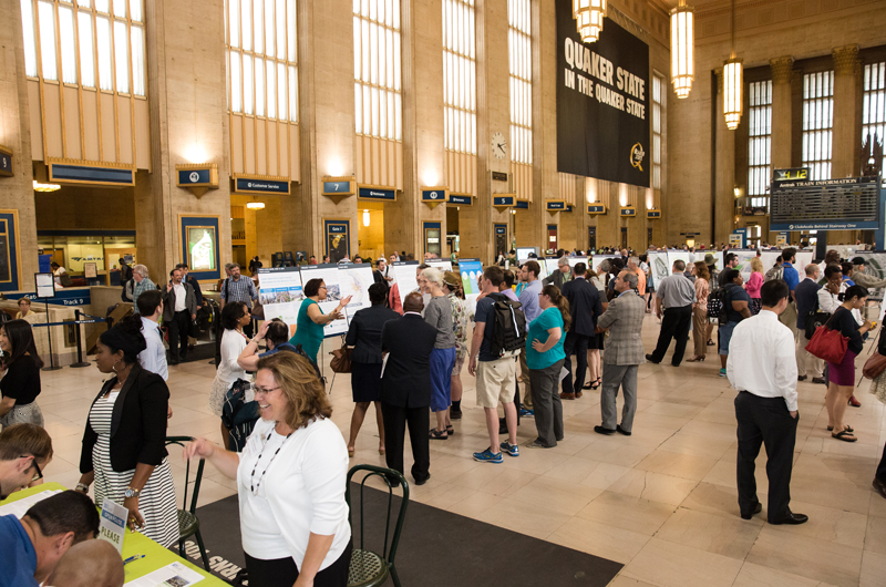 Amtrak open house