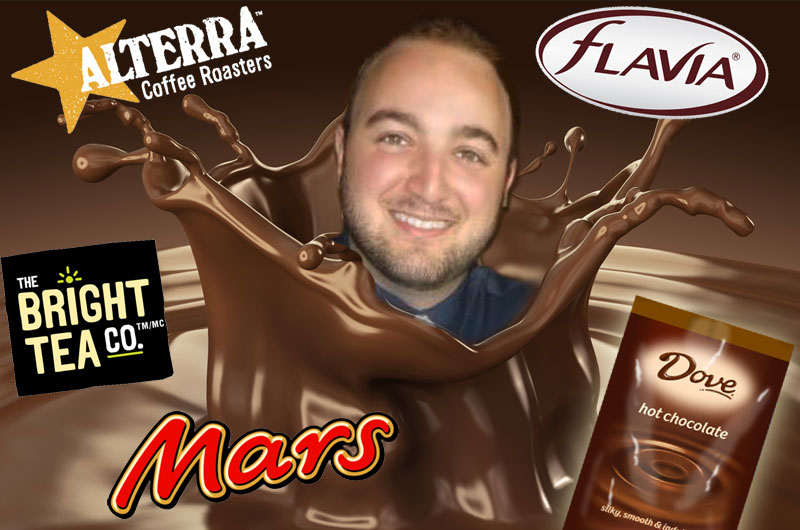 LeBow College of Business student Roger Kfoury recently completed a co-op at Mars Drinks.