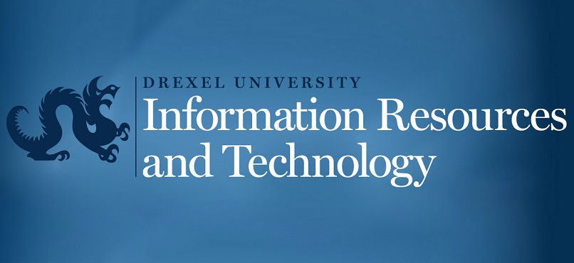 Logo for Drexel Information Resources and Technology