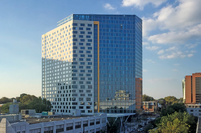 The Summit Opens As Crown Jewel In Drexel S Third Party Investment Plan Now Drexel University