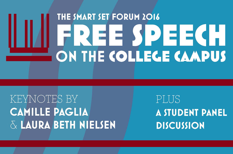 A poster for the Free Speech Forum being hosted by Drexel's Pennoni Honors College.