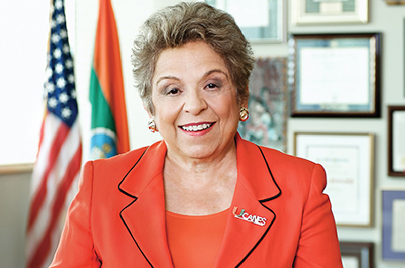Photo of Donna Shalala
