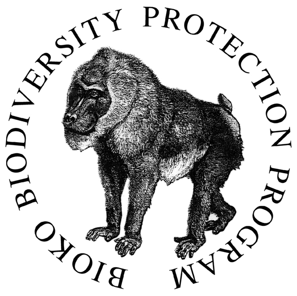 Bioko Biodiversity Protection Program logo.