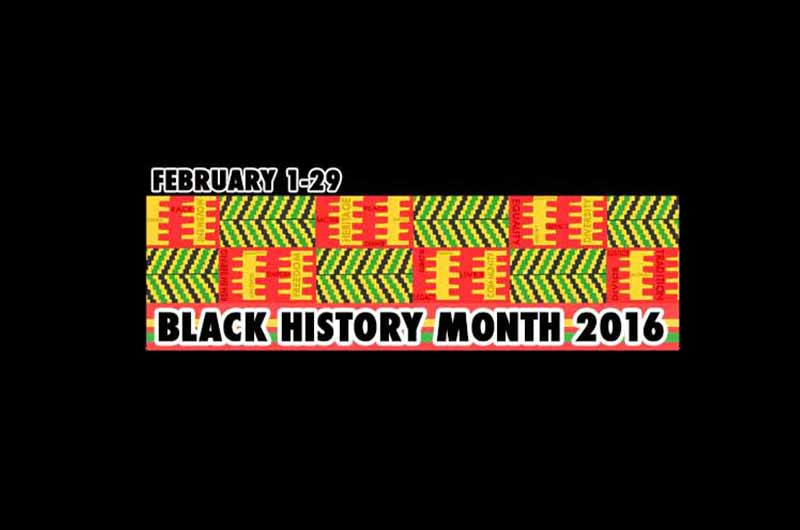 Black History Month is celebrated in February.