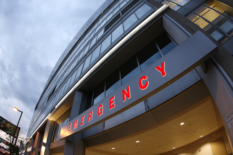 Hahnemann Emergency Room