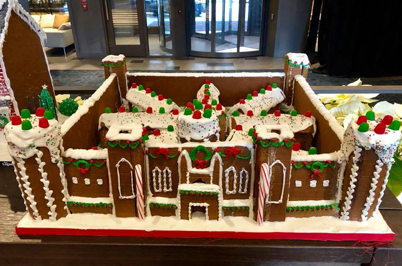 gingerbread houses  philly style