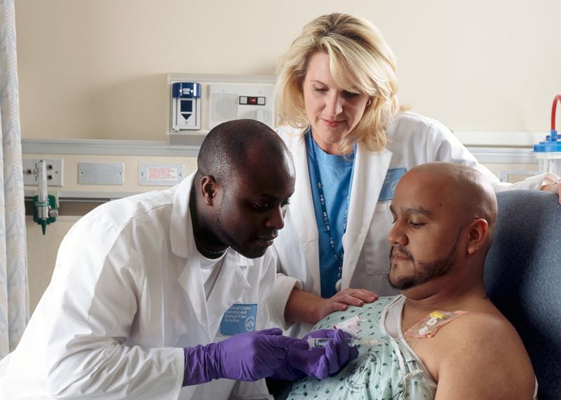 Doctors' Biases Mean Black Men Don't Get the Same Treatment