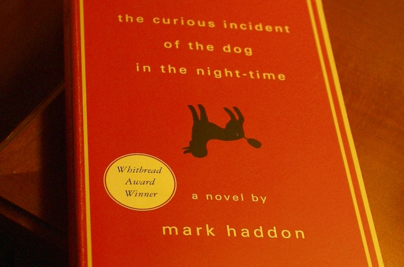 """The Curious Incident of the Dog in the Night-Time"" by Mark Haddon was chosen as the 2017 One Book, One Philadelphia featured selection."
