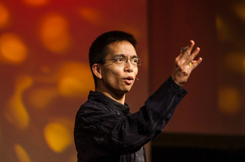 John Maeda, former president of the Rhode Island School of Design