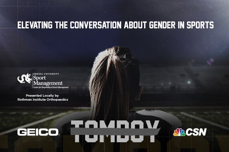 Elevating the conversation about gender in sports